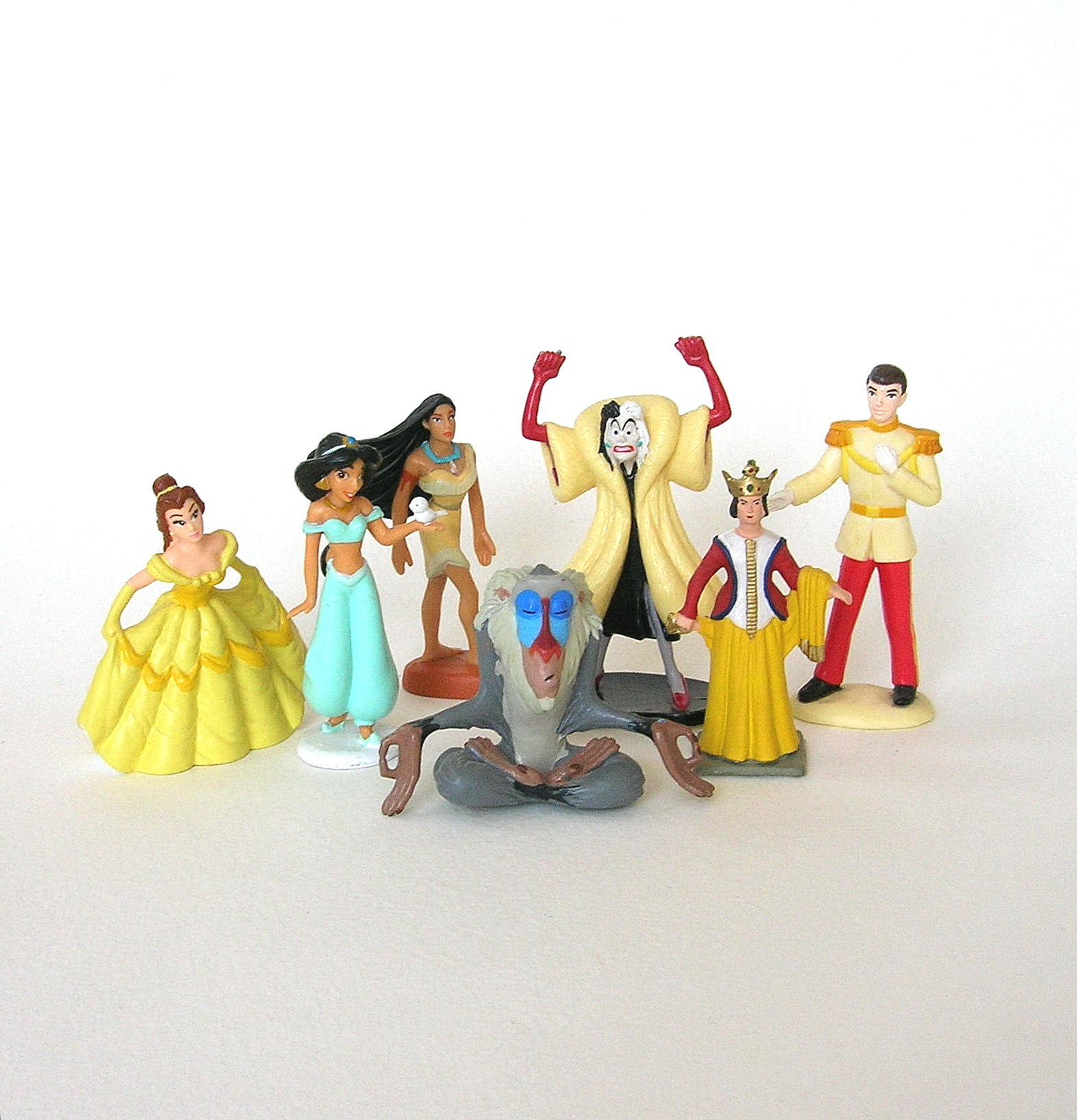 Pop Culture Miniatures Added Myths Symbols Sandplay