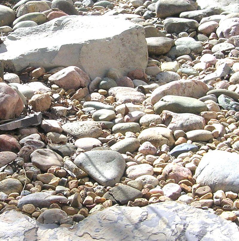 Stones as symbols